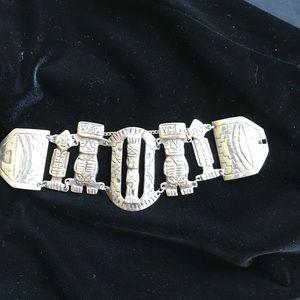 Jewelry - Vintage Peruvian bracelet